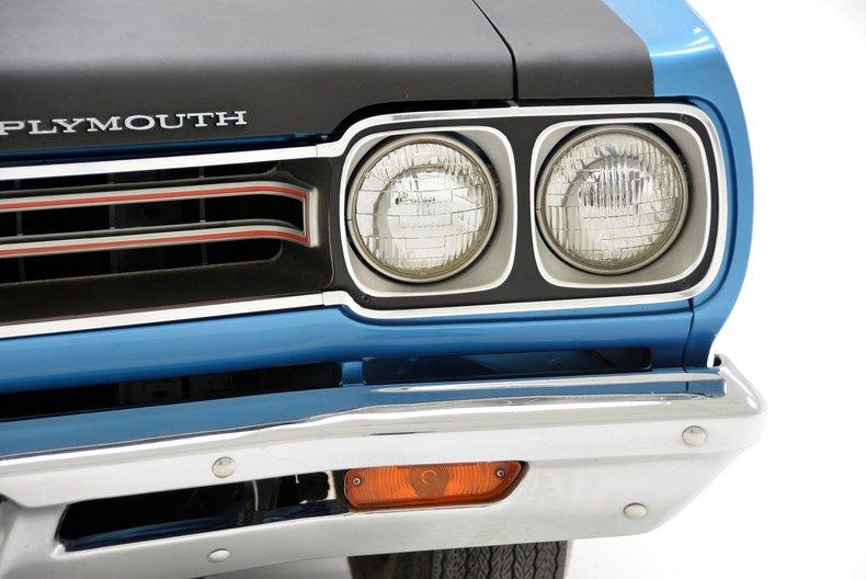 1969 Plymouth GTX 9