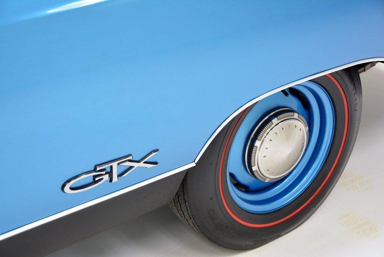 1969 Plymouth GTX 16
