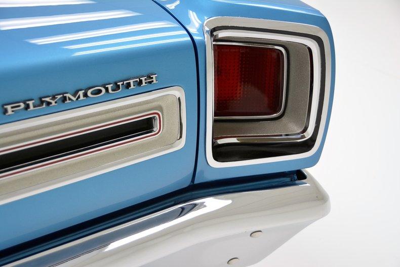 1969 Plymouth GTX 20