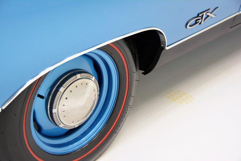 1969 Plymouth GTX 22