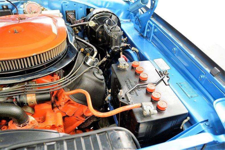 1969 Plymouth GTX 54