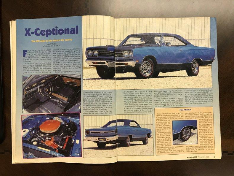 1969 Plymouth GTX 81