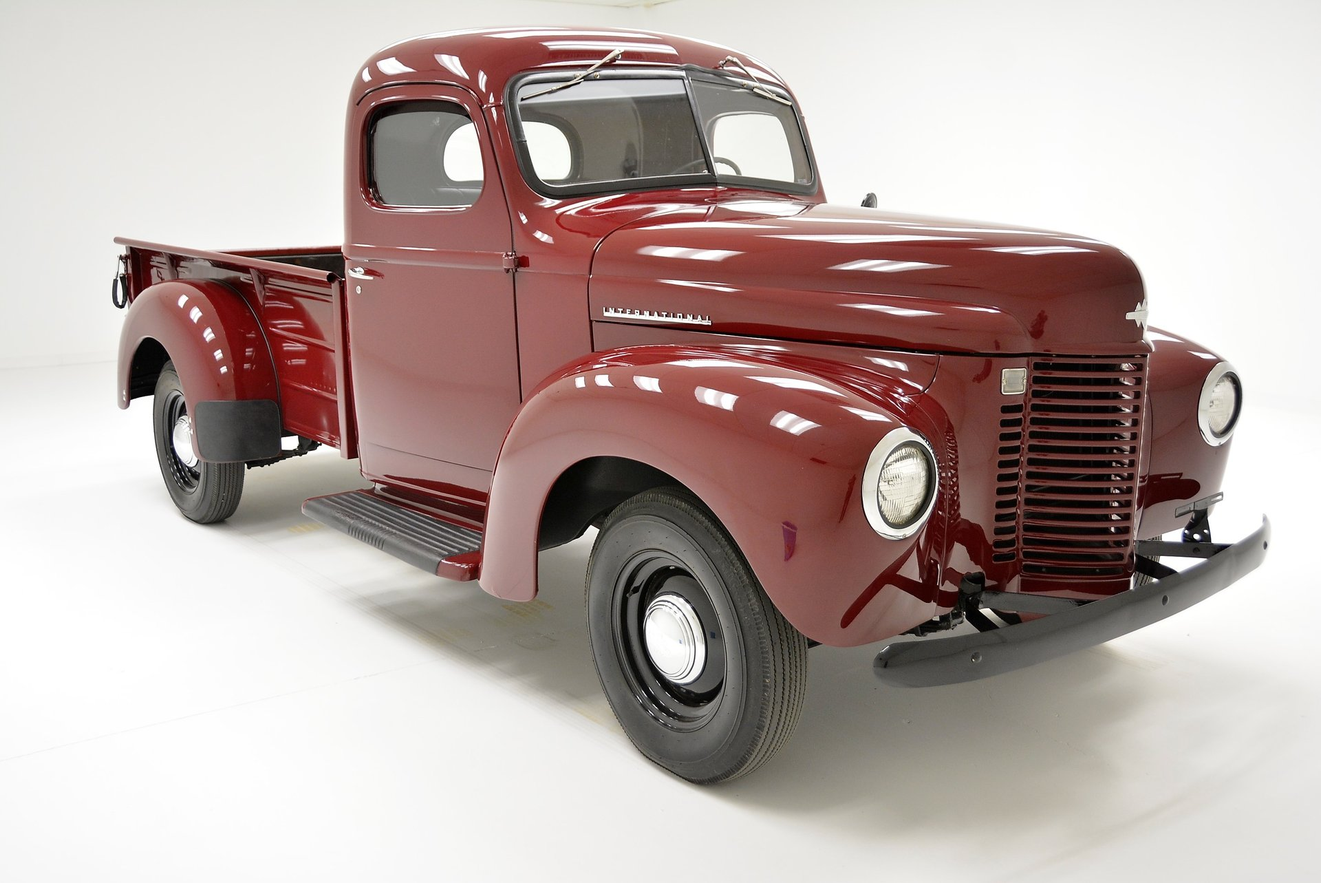 1941 International Model K Pickup Truck For Sale 83278 Mcg Mercury Pick Up