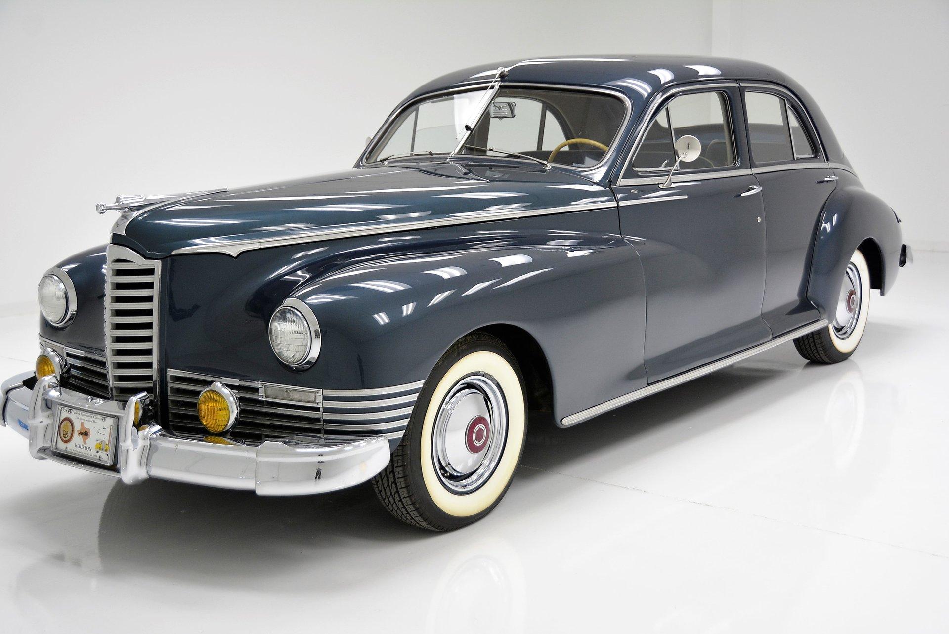 1947 Packard Super Clipper Sedan