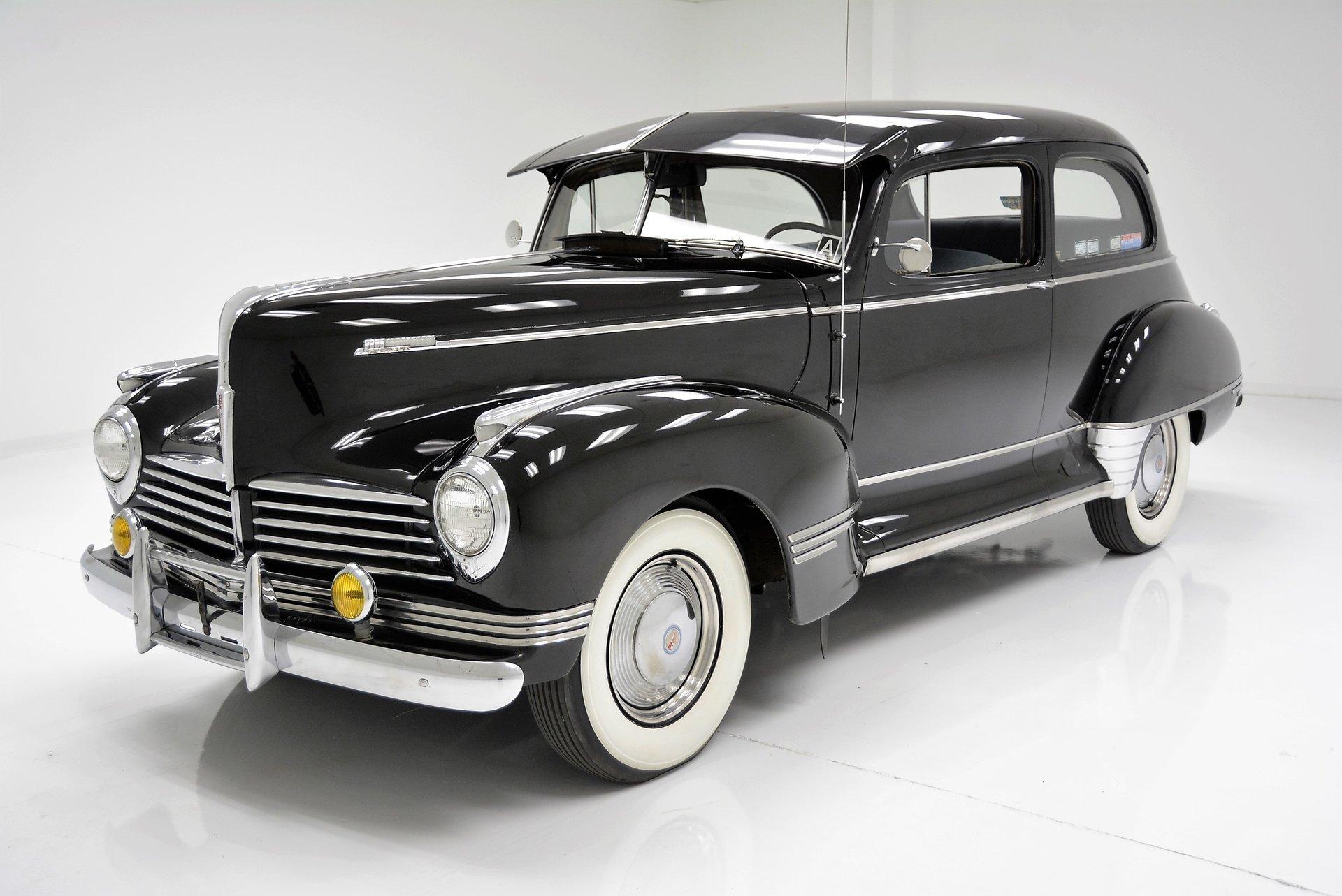 1942 Hudson Six Sedan