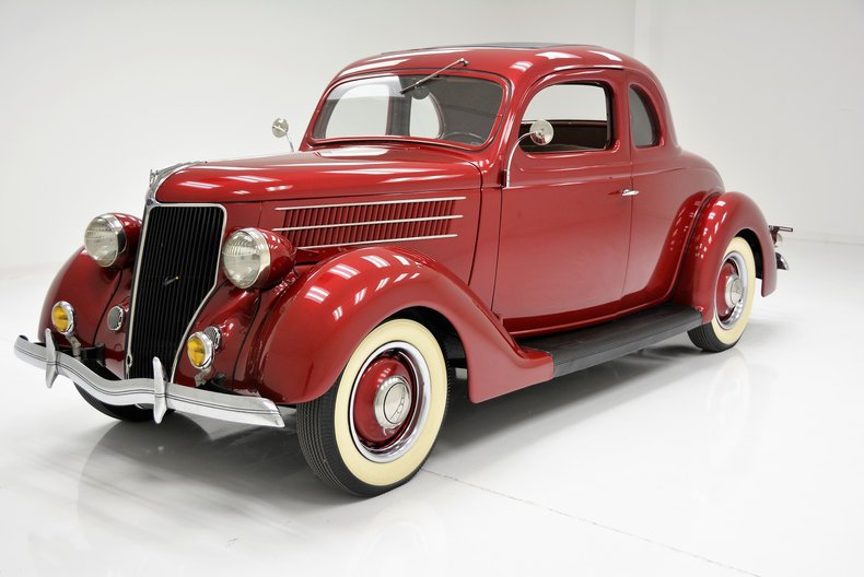 1936 Ford Coupe For Sale