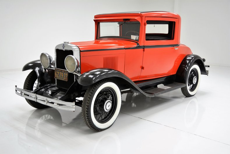 1930 Chevrolet Coupe For Sale