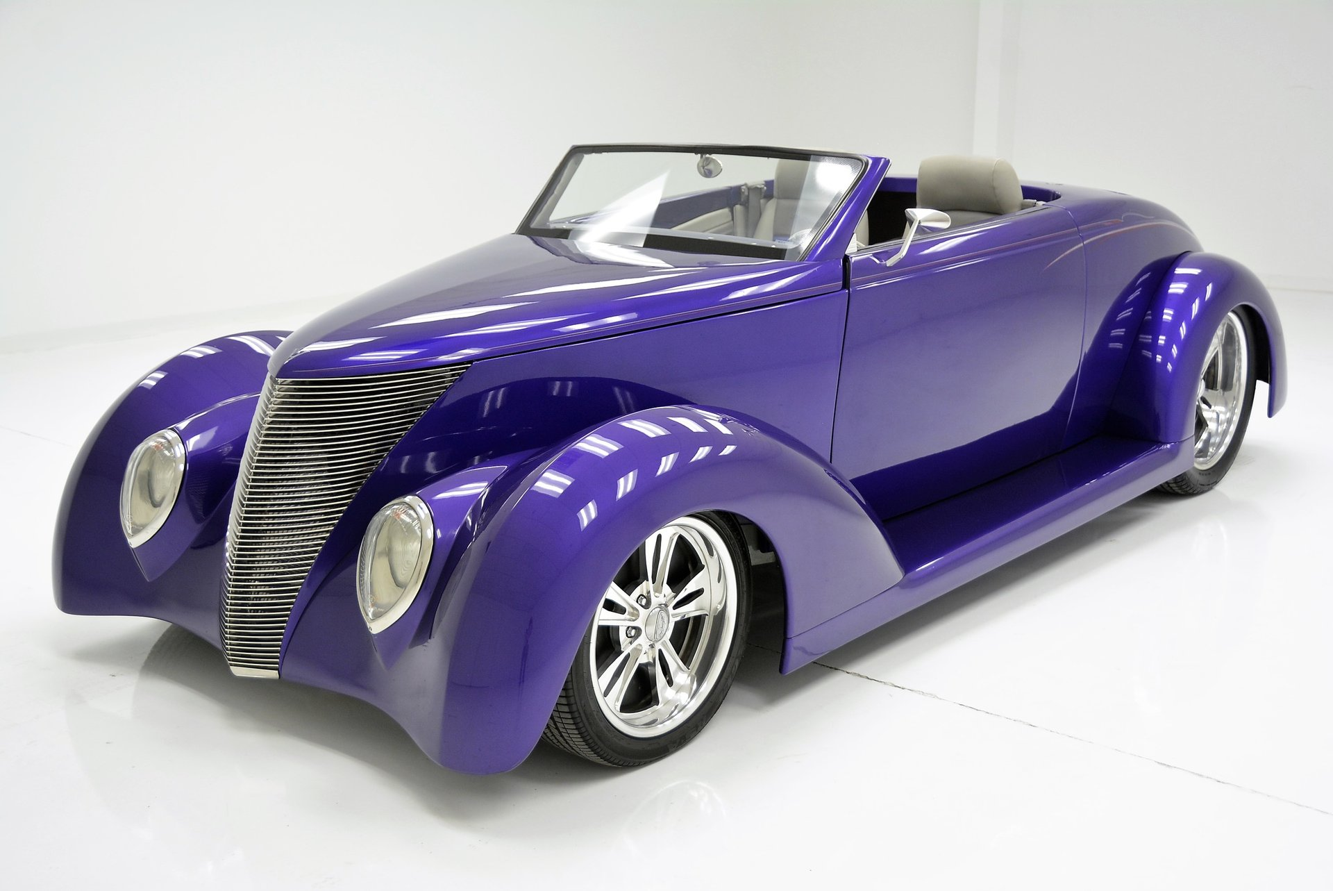 1937 Ford Roadster Classic Auto Mall