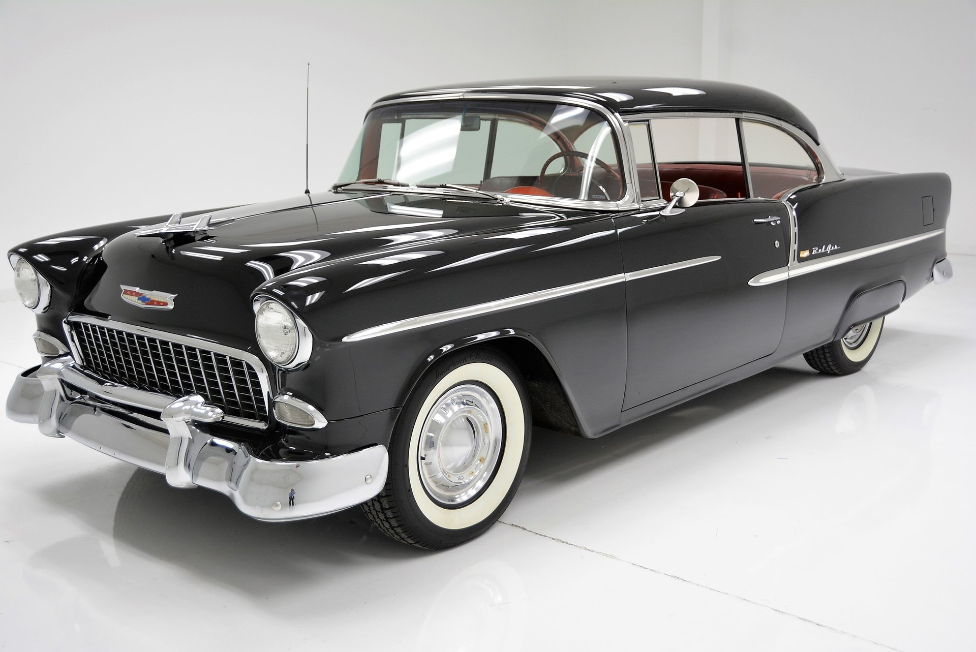 Kelebihan Chevrolet 1955 Tangguh