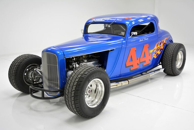 1933 Ford 3-Window For Sale