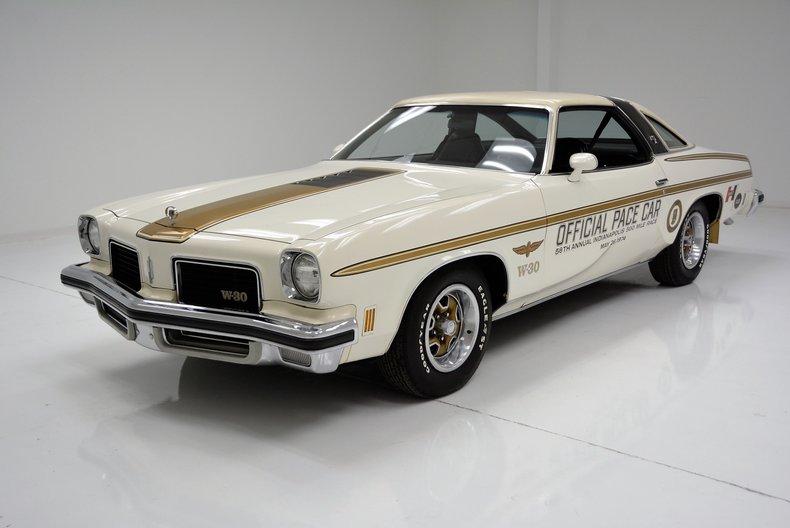 1974 Oldsmobile 442 1