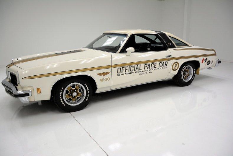 1974 Oldsmobile 442 2