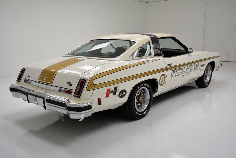 1974 Oldsmobile 442 5