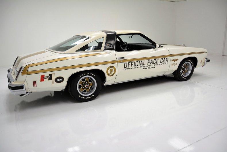 1974 Oldsmobile 442 6