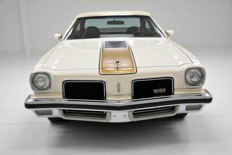 1974 Oldsmobile 442 8