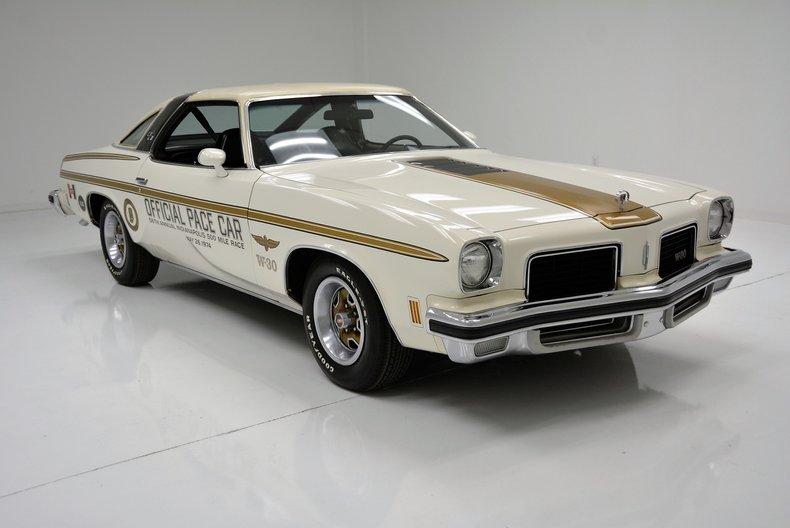 1974 Oldsmobile 442 7