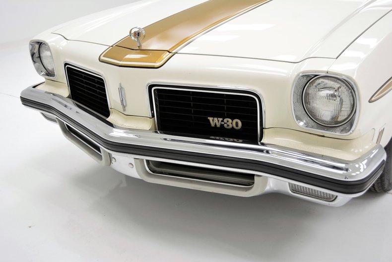 1974 Oldsmobile 442 12