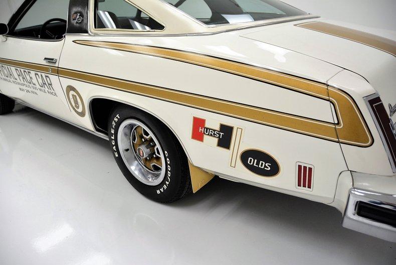 1974 Oldsmobile 442 20