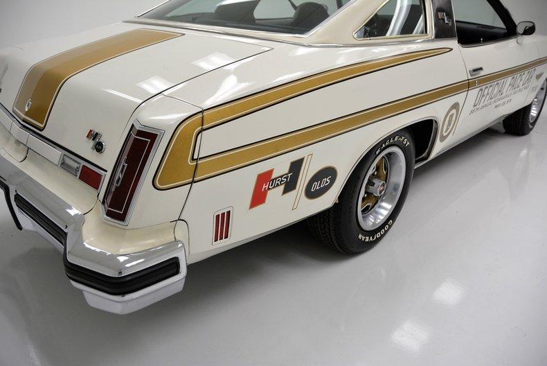 1974 Oldsmobile 442 24