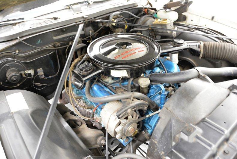 1974 Oldsmobile 442 47