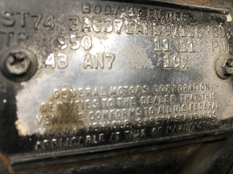 1974 Oldsmobile 442 56