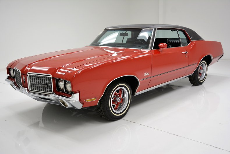1972 Oldsmobile Cutlass Supreme For Sale
