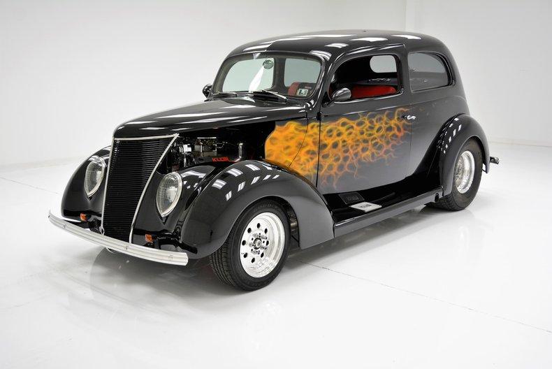 1937 Ford Sedan For Sale