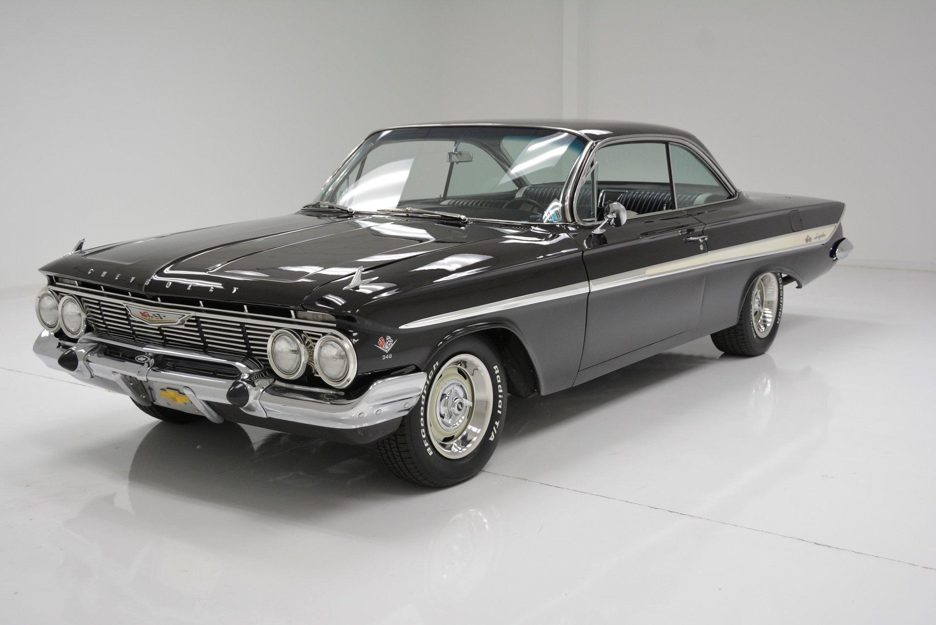 1961 Chevrolet Impala Classic Auto Mall Bubble Top