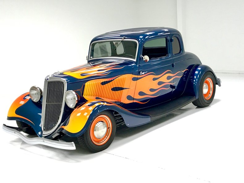 1934 Ford 5-Window For Sale