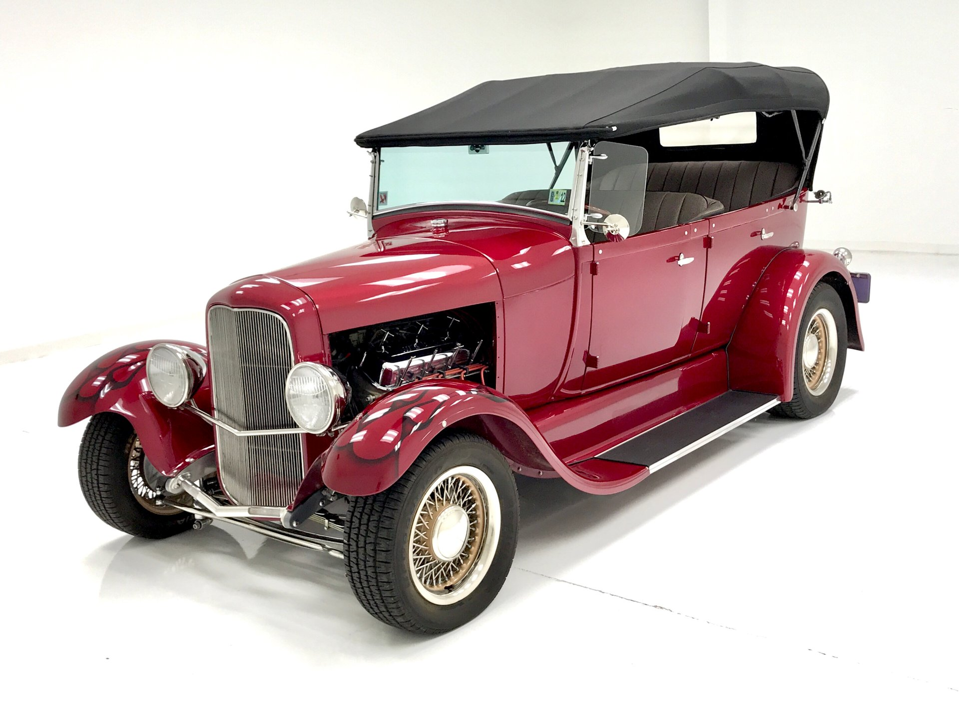 1929 Ford Model A Classic Auto Mall