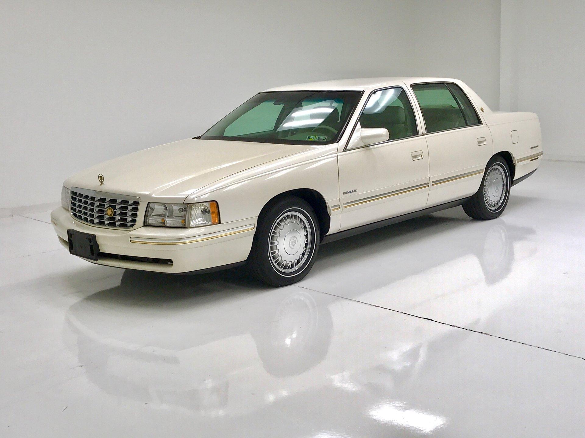 1999 Cadillac Sedan DeVille