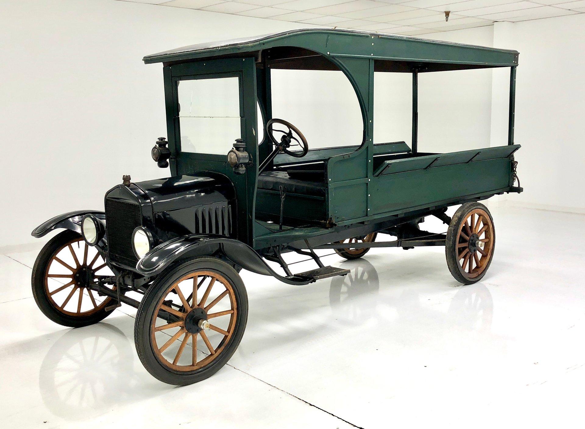 1916 Ford Model TT Huckster
