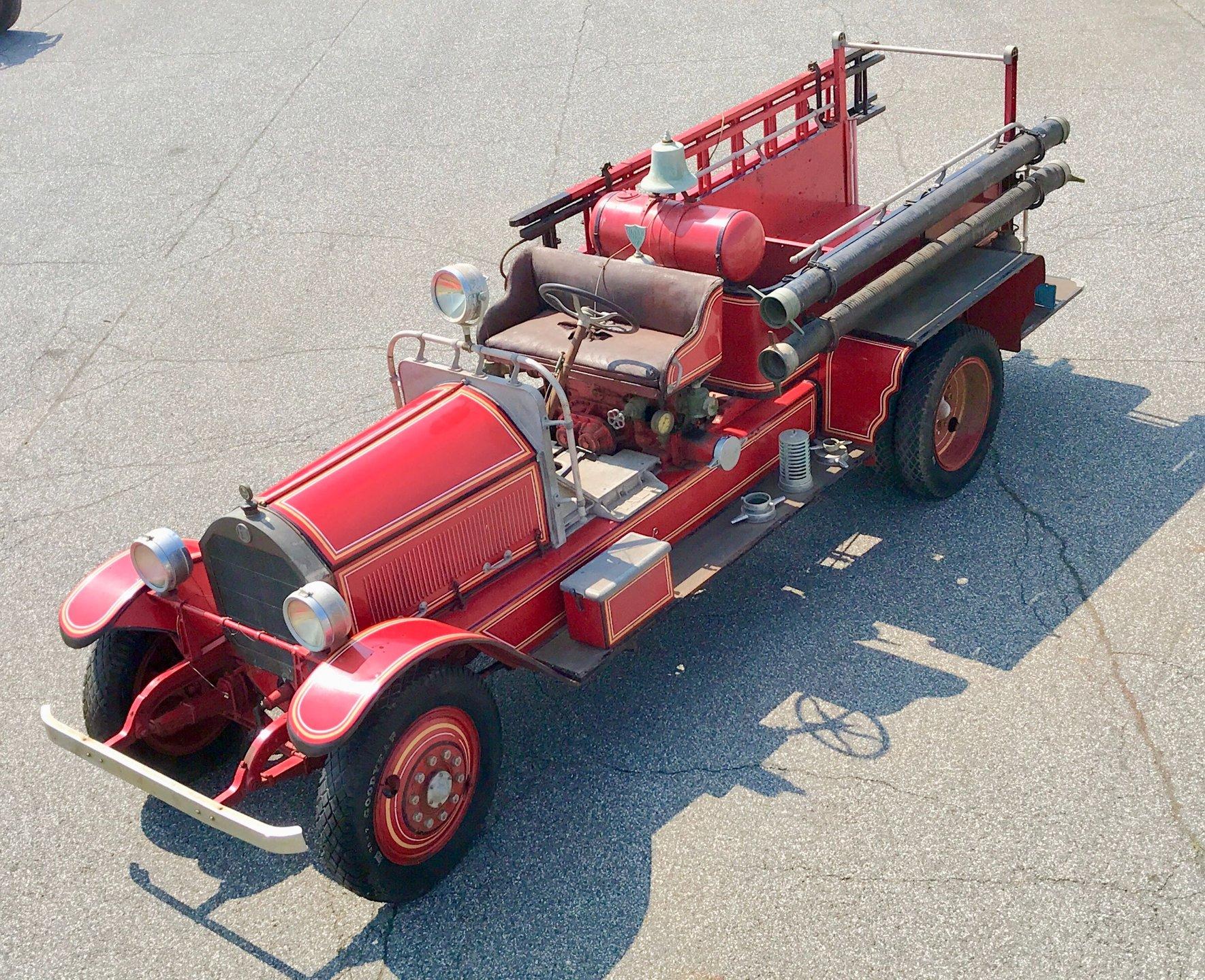 1925 Hale Firetruck
