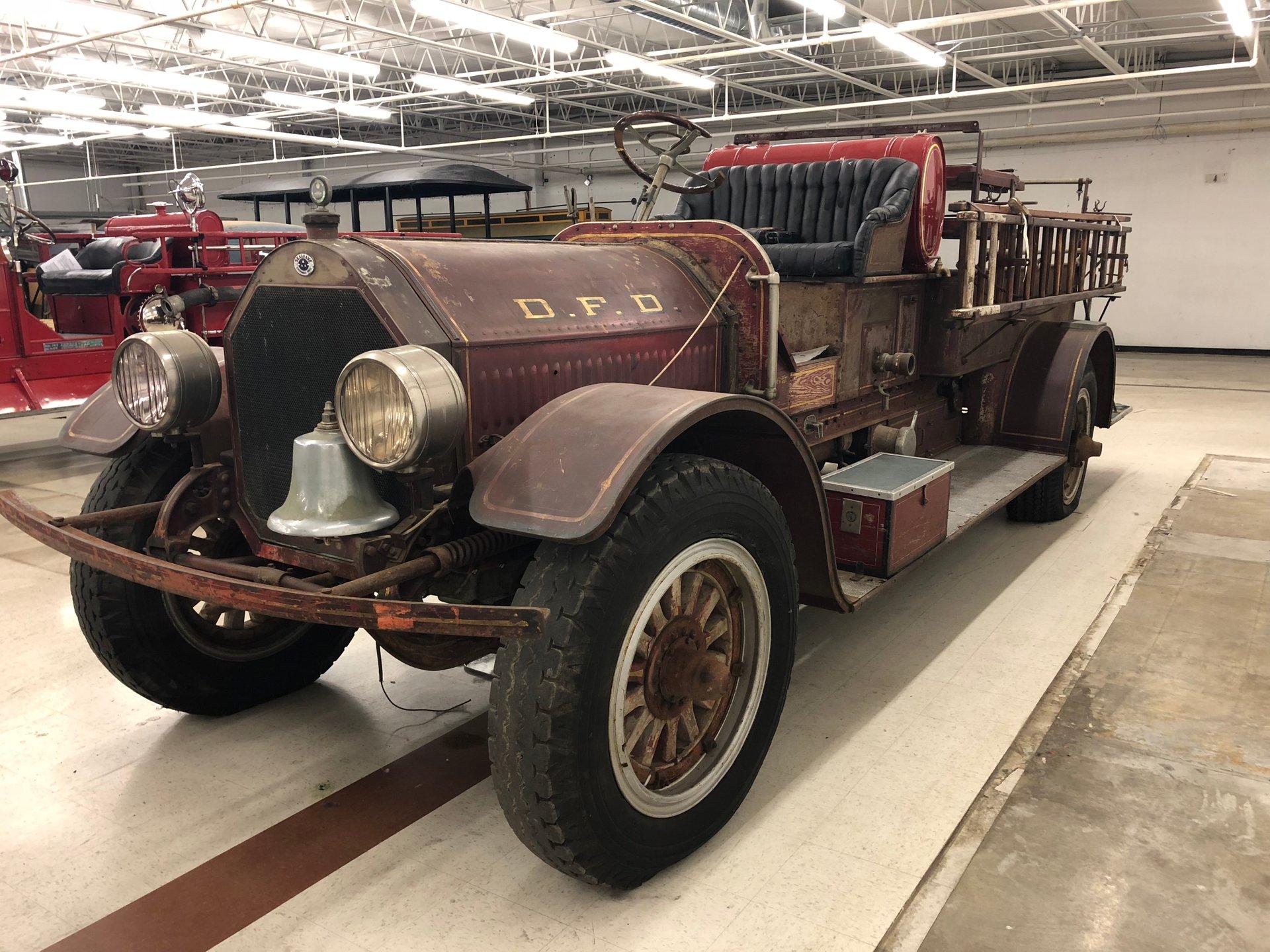 1926 Seagrave Firetruck