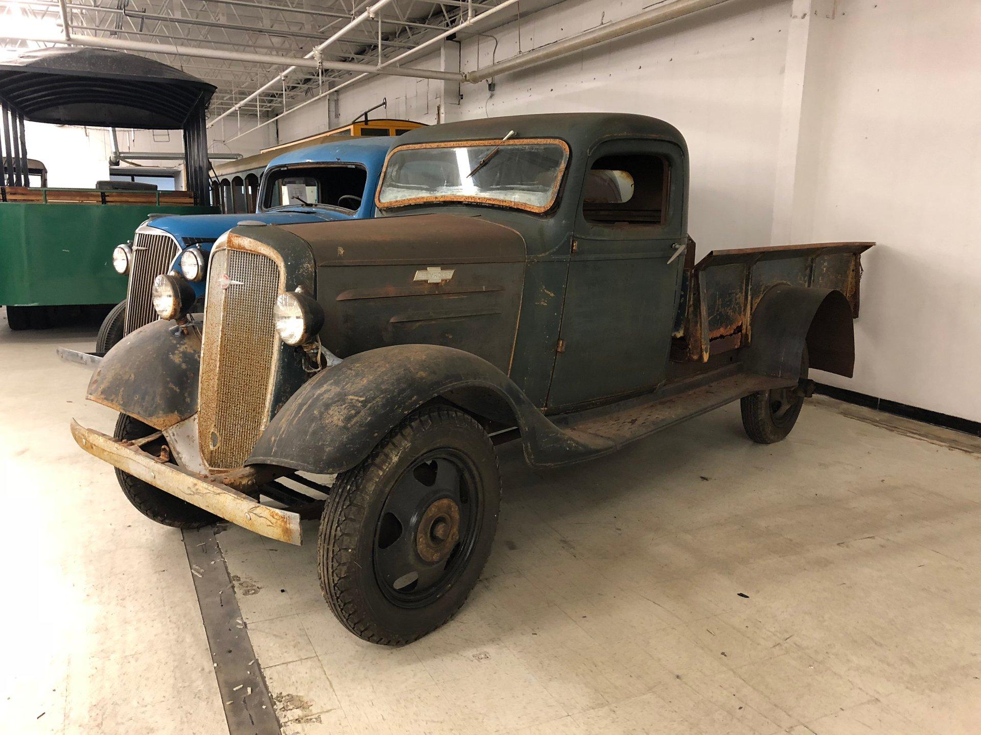 1936 Chevrolet Dually Pickup Truck