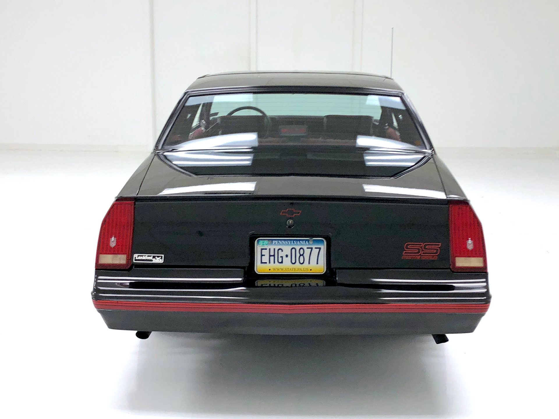 1987 Chevrolet Monte Carlo SS for sale #99664 | MCG