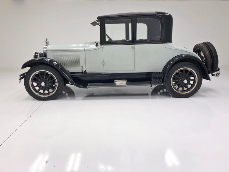 1924 Buick Doctor Coupe 2