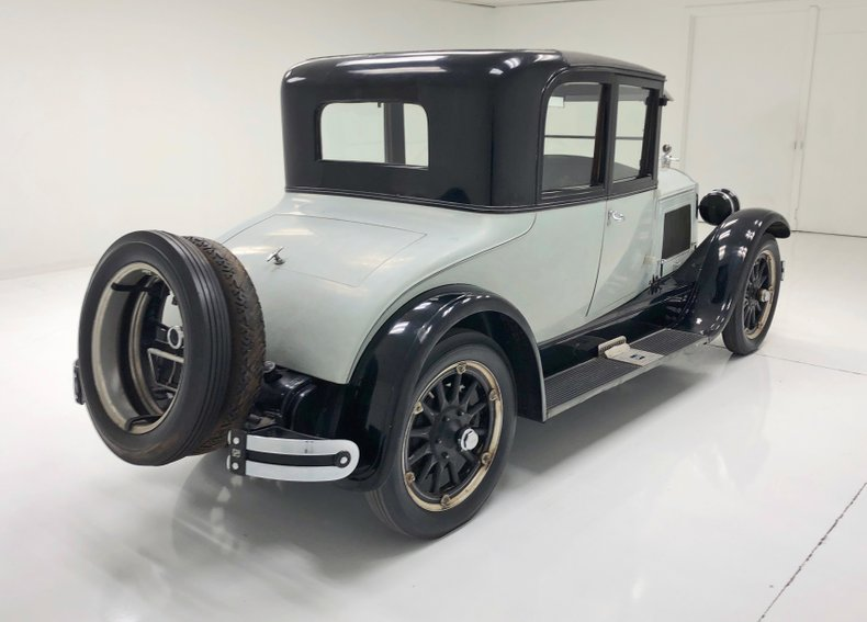 1924 Buick Doctor Coupe 5