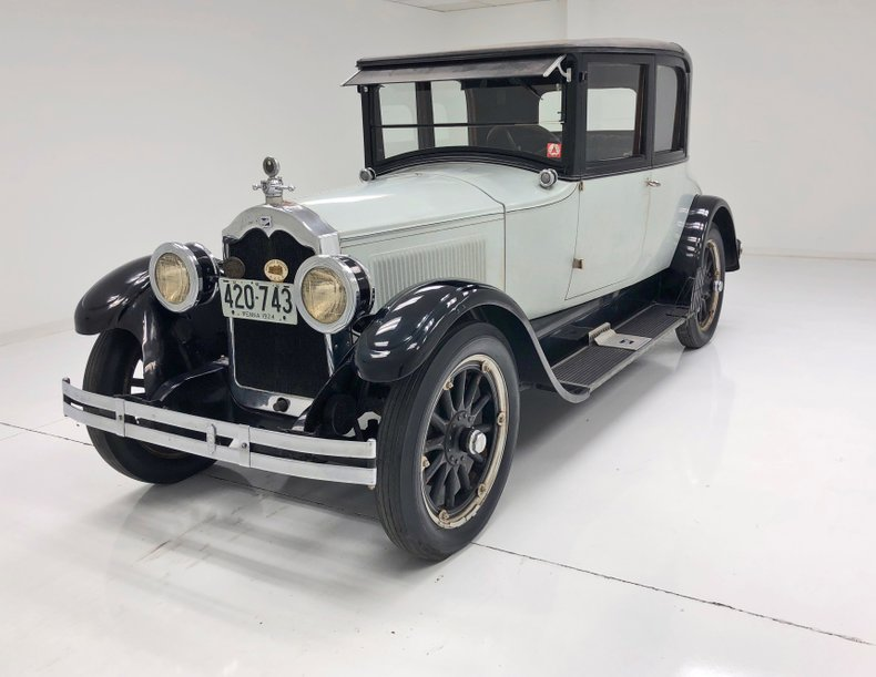 1924 Buick Doctor Coupe 1