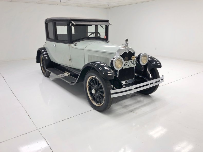 1924 Buick Doctor Coupe 6