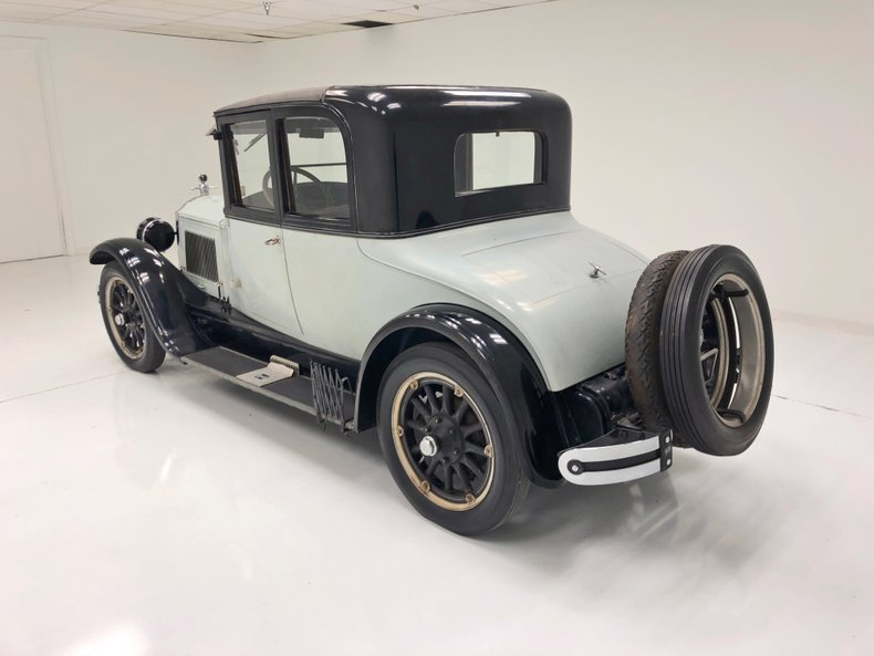 1924 Buick Doctor Coupe 3