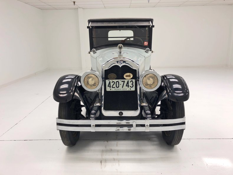 1924 Buick Doctor Coupe 7