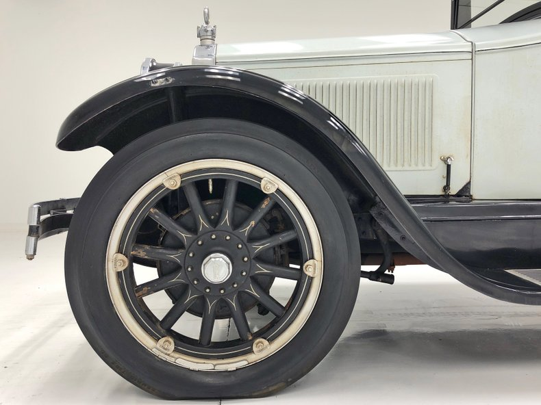 1924 Buick Doctor Coupe 10