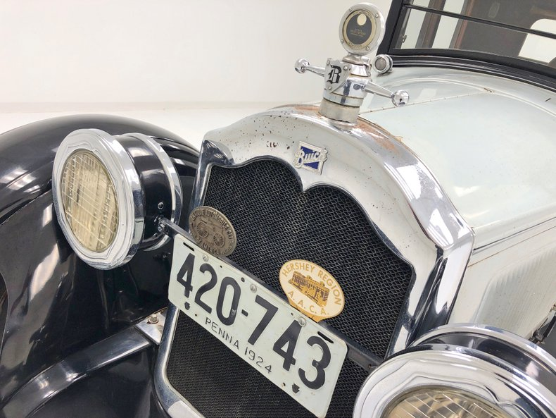 1924 Buick Doctor Coupe 9