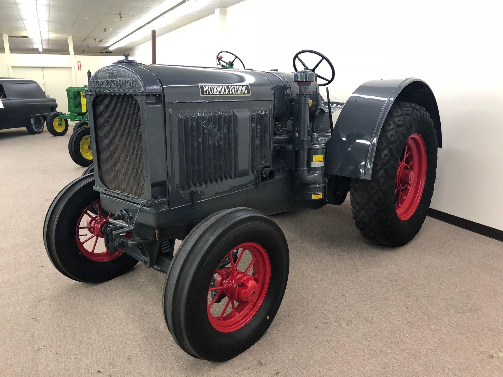1929 McCormick & Deering Tractor