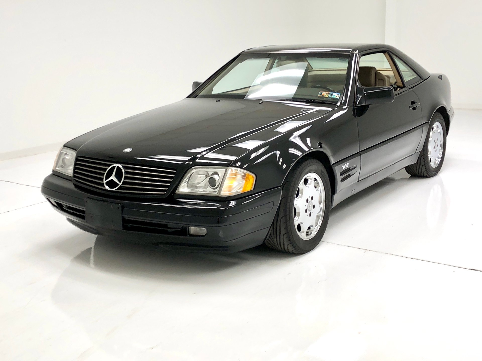 1996 Mercedes-Benz 600 SL