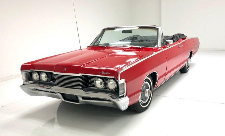 1968 Mercury Monterey For Sale