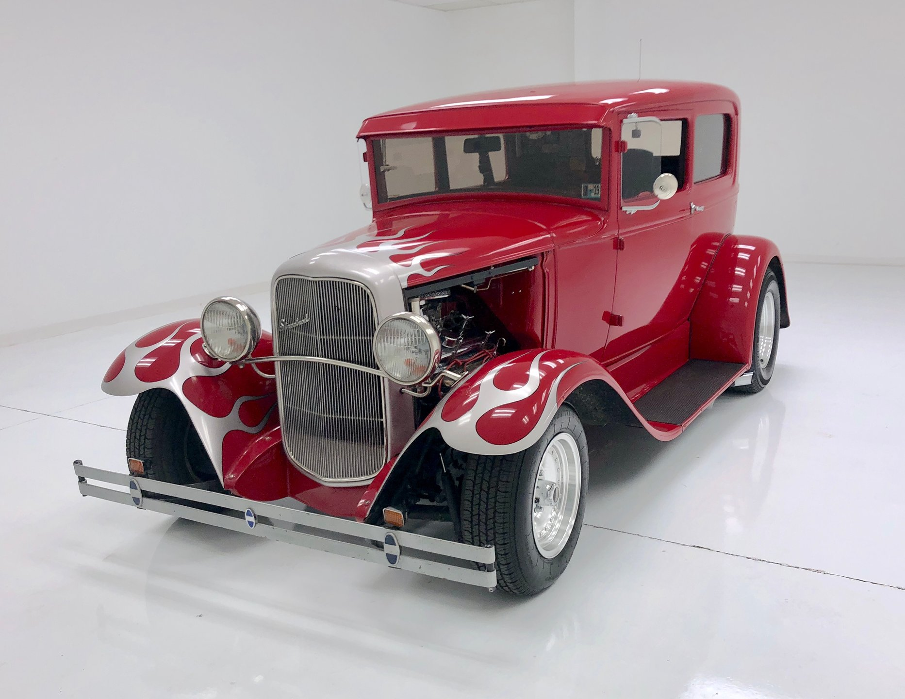1930 Ford Model A & Trailer