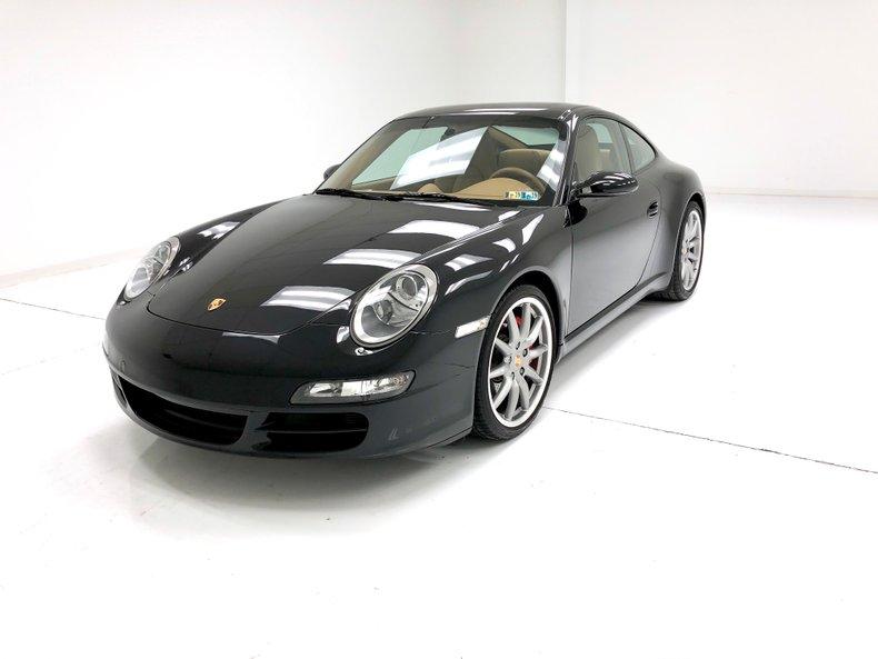 2008 Porsche 911 1