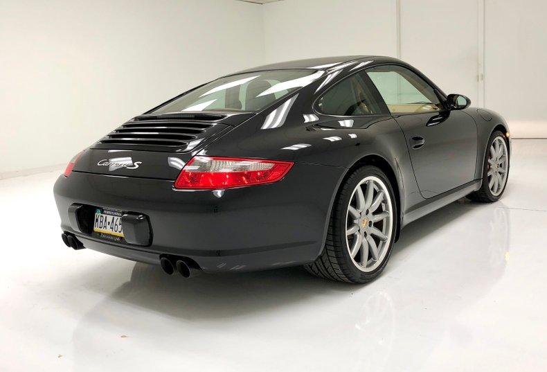 2008 Porsche 911 6
